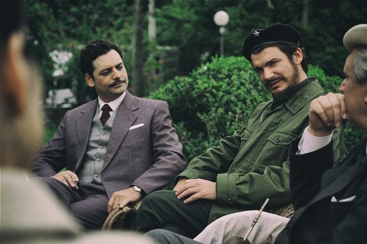 Brizola e Che Guevara