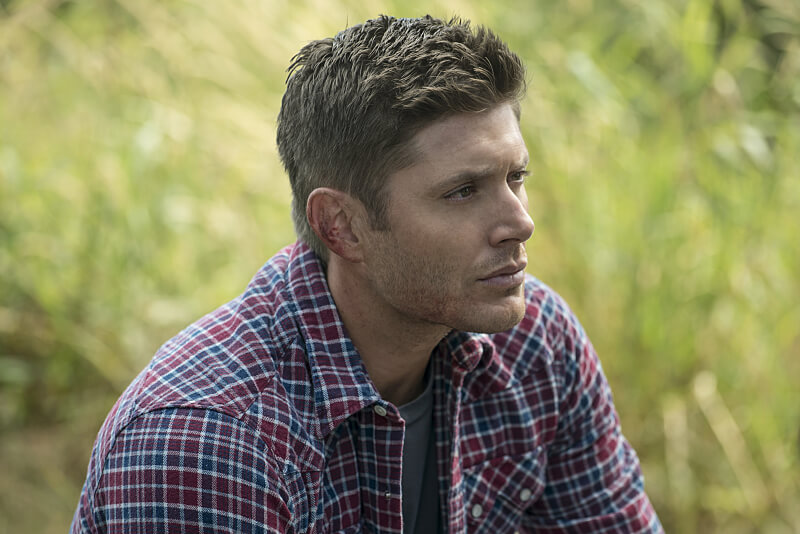 Jensen Ackles é Dean