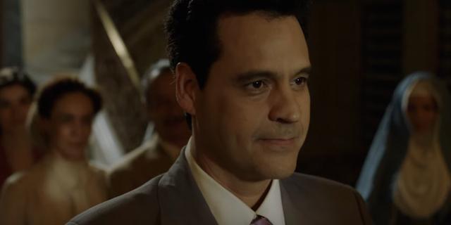 Bruno Garcia como Divaldo