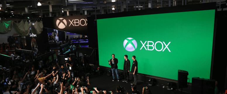 Xbox na Brasil Game Show