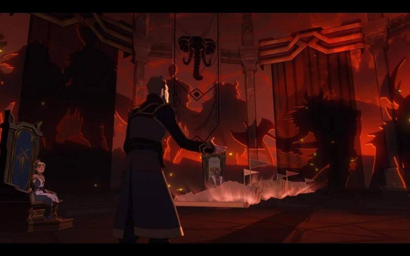 O Príncipe Dragão - 2ª temporada