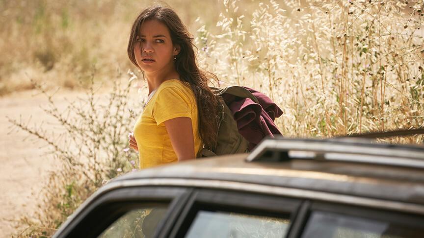 Natalia Reyes é Dani Ramos
