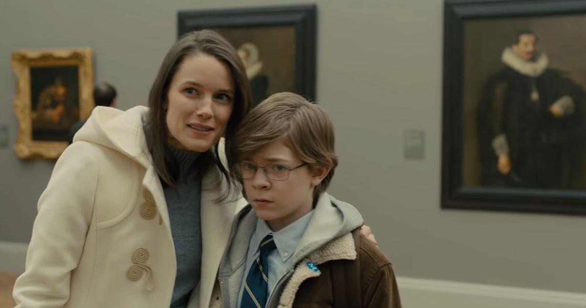 Theo perde a mãe ainda jovem