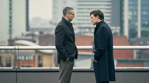 Matthew Goode e Matt Smith em cena do filme