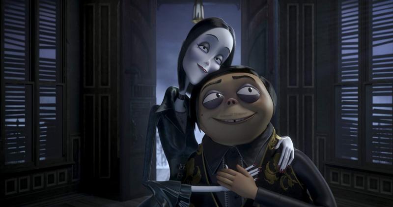 Mortícia e Gomez Addams