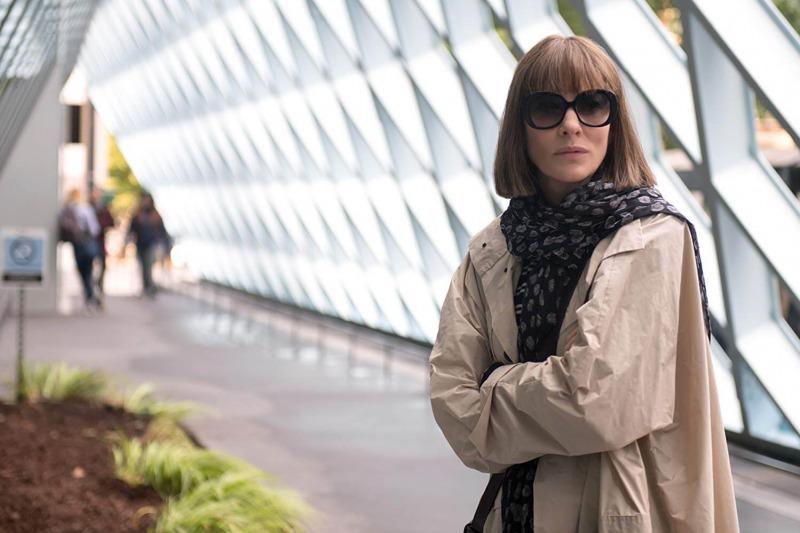 Cate Blanchett é Bernadette