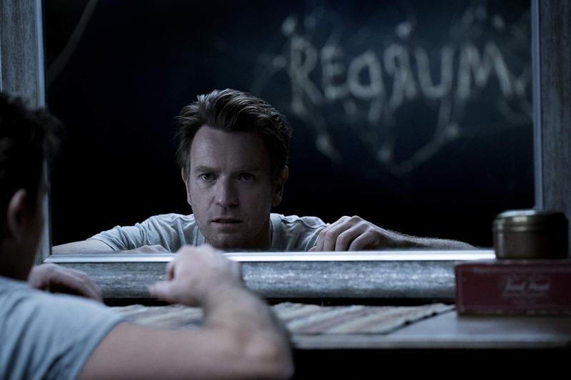 Ewan McGregor como Danny Torrance adulto em Doutor Sono