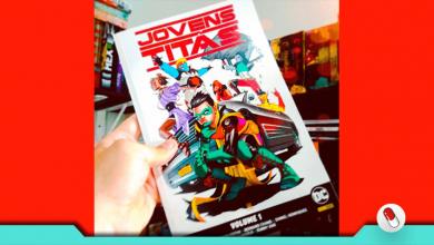 Photo of HQ Jovens Titãs – Volume 1 – Hardcore!