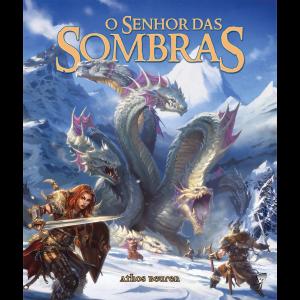 Livro-jogo O Senhor das Sombras