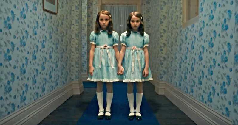 As gêmeas estão de volta, e outros moradores do Overlook também!