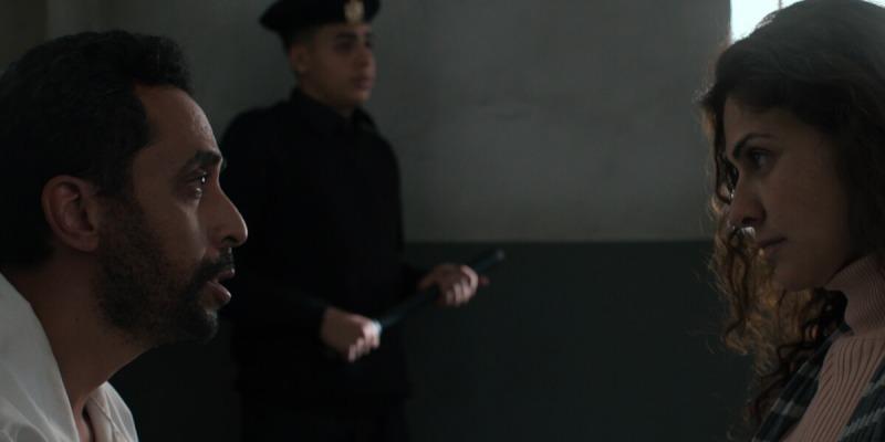 O marido de Hala é preso por um erro