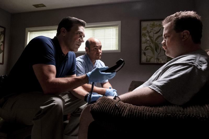 Jon Hamm é o agente do FBI em O Caso Richard Jewell