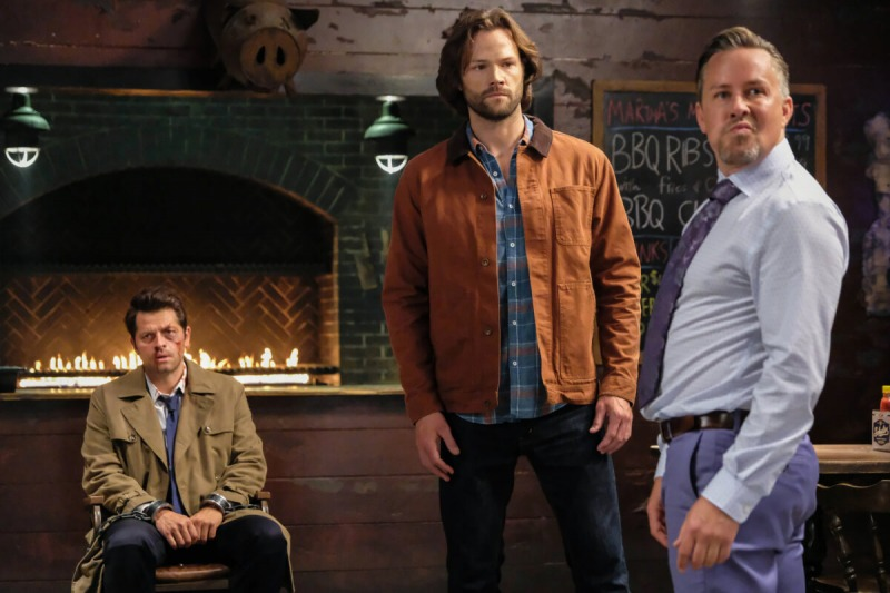Supernatural - 14ª temporada
