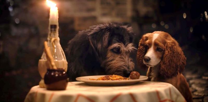 O filme usa cachorros de verdade