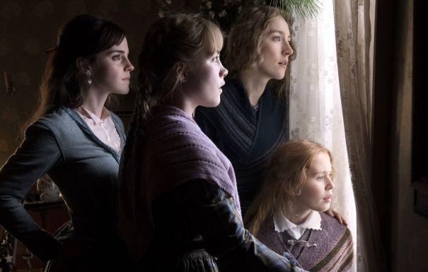 As personagens femininas tem mais destaque no filme