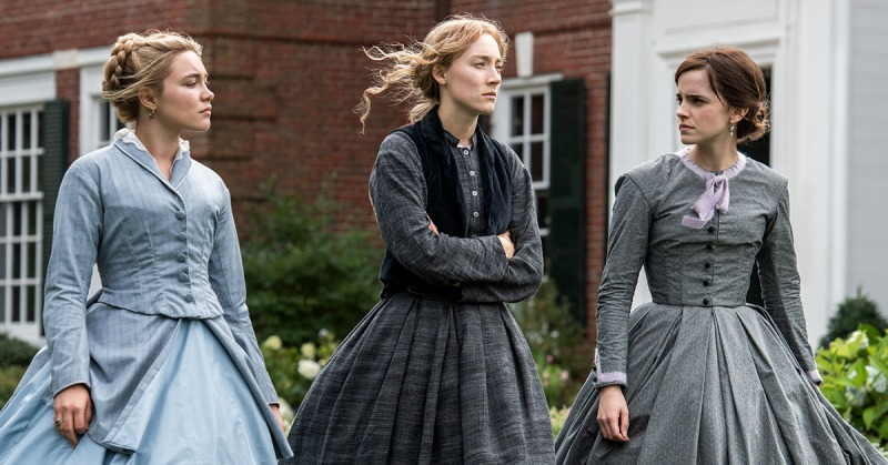 Amy, Jo e Meg