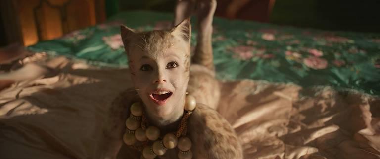 Francesca Hayward interpreta sua primeira protagonista em Cats