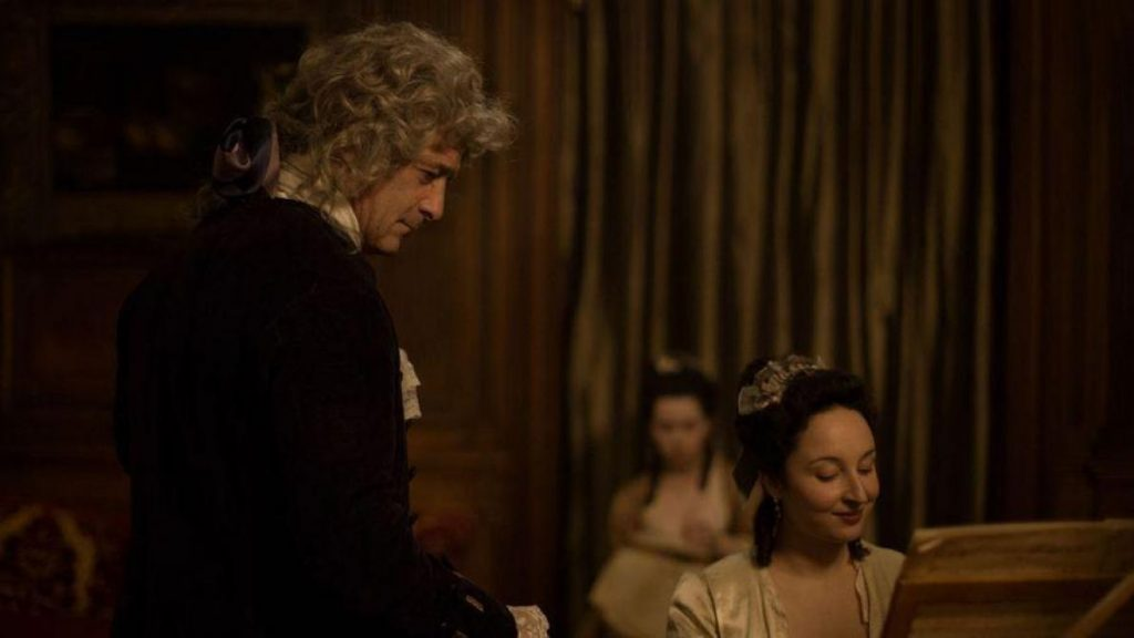 A produção de O Último Amor de Casanova é impecável