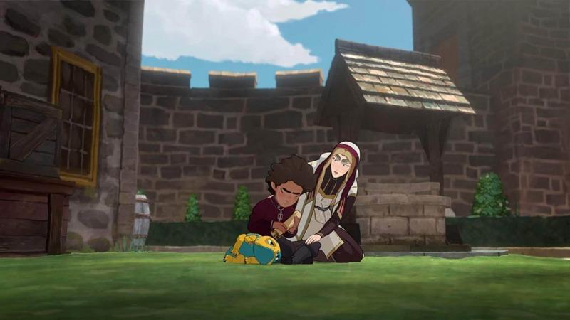 O Príncipe Dragão - 3ª temporada