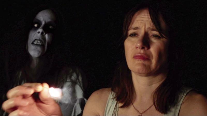 A família de David é assombrada por um fantasma em A Possessão de Mary