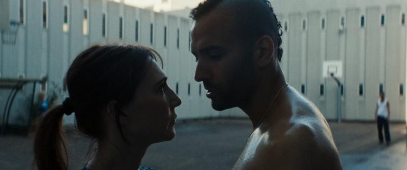 """A """"relação"""" de Nicoline e Idris ultrapassa a razão"""