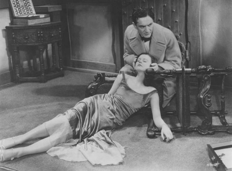 Cena da adaptação de 1932