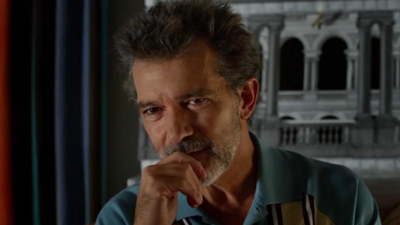 Antonio Banderas em Dor e Gloria indicados ao Oscar 2020