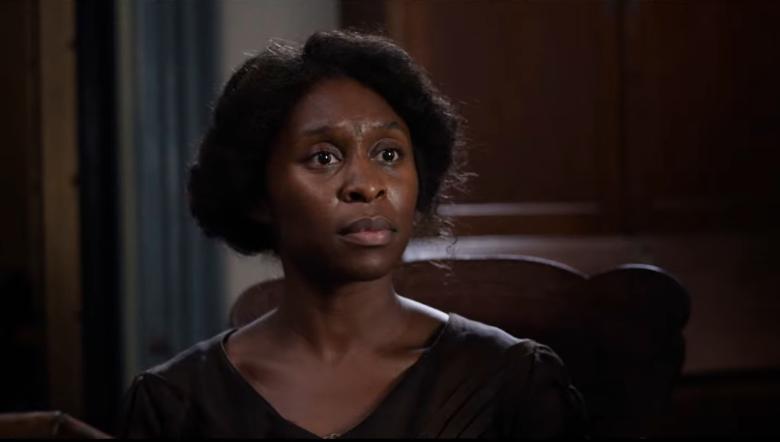 Cynthia Erivo em Harriet