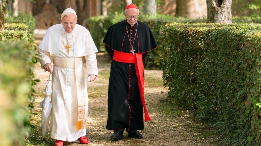 Dois Papas Indicados ao Oscar 2020