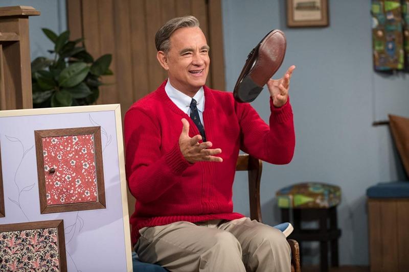 Tom Hanks em Um Lindo Dia na Vizinhança
