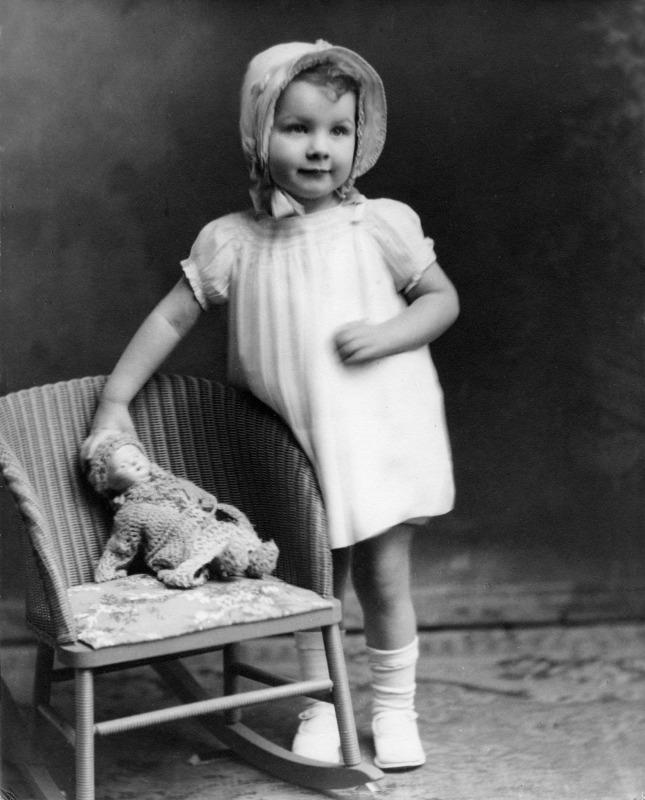 Munro quando criança