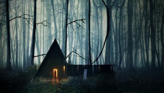 A casa da bruxa