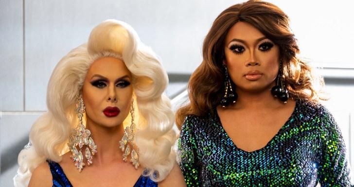 AJ And The Queen usa e abusa de referências a Drag Race