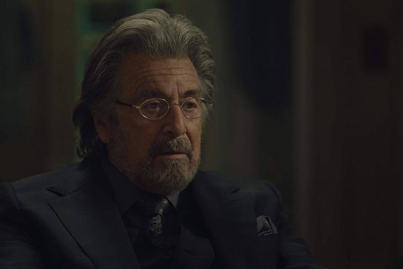 Al Pacino em Hunters
