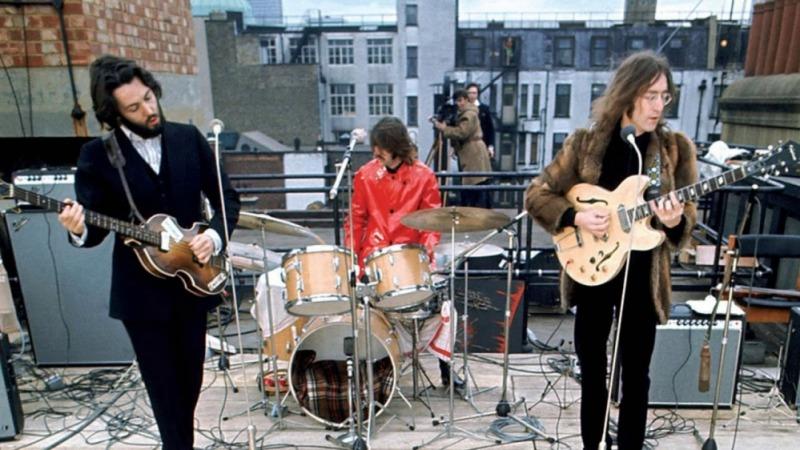 O filme mostra os momentos finais da banda
