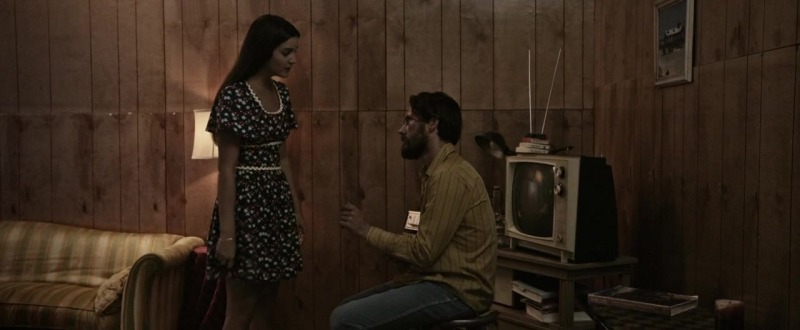 Dawn e Butch em Os Assassinatos de Amityville