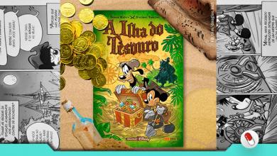 Photo of A Ilha do Tesouro, Graphic Disney pela Panini