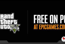 Photo of GTA V gratuito para PC via Epic Games Store