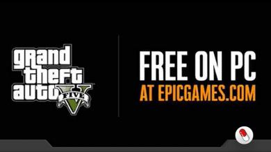 Photo of GTA V gratuito para PC via Epic Games Store