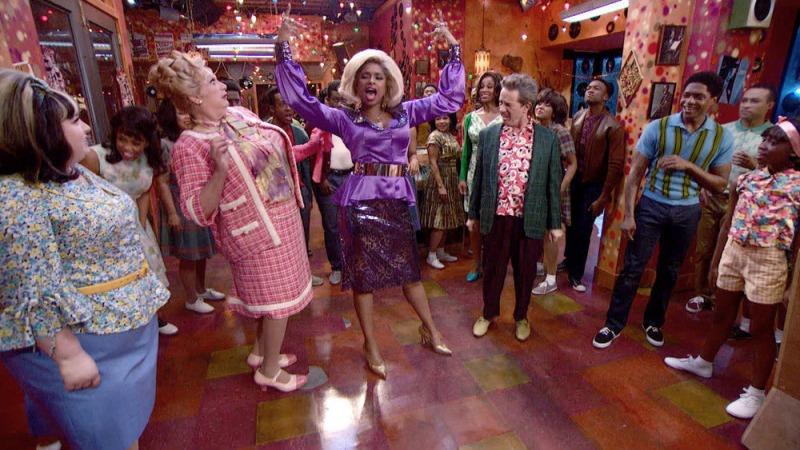 Hairspray Live! é uma mistura de cinema e teatro