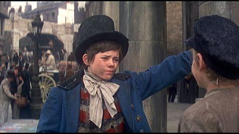 Jack Wild em cena do filme