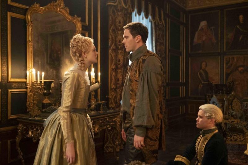 Catarina e Pedro III em The Great