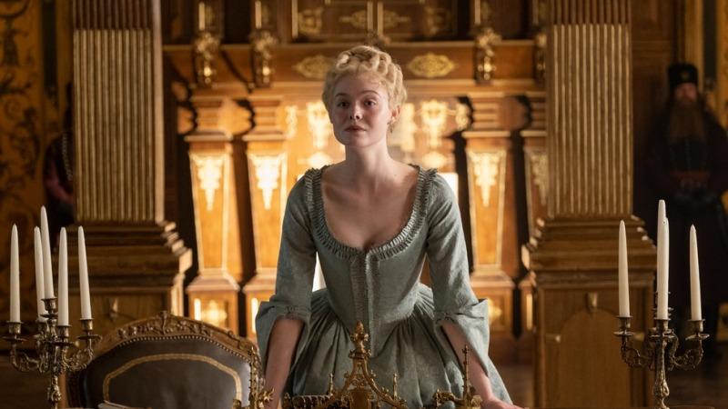 Catarina planeja um golpe de estado no próprio marido