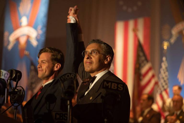 The Plot Against America é inspirado no livro de Philip Roth