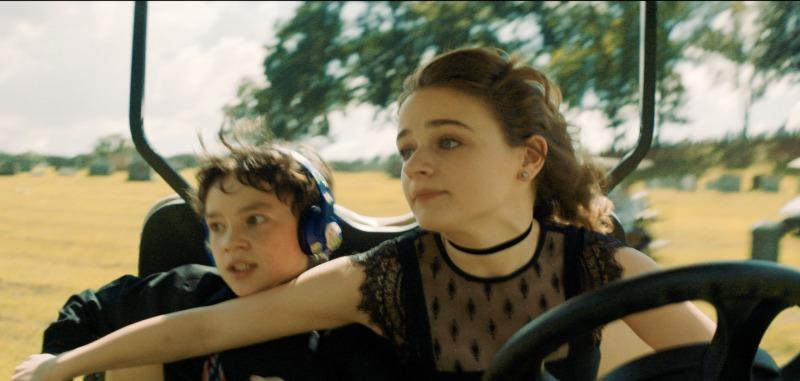 Dylan e Jaime em Verão 2003