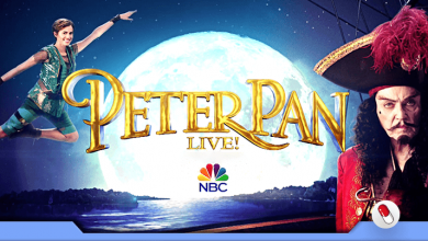 Photo of Peter Pan Live! Inspirado na história de J. M. Barrie