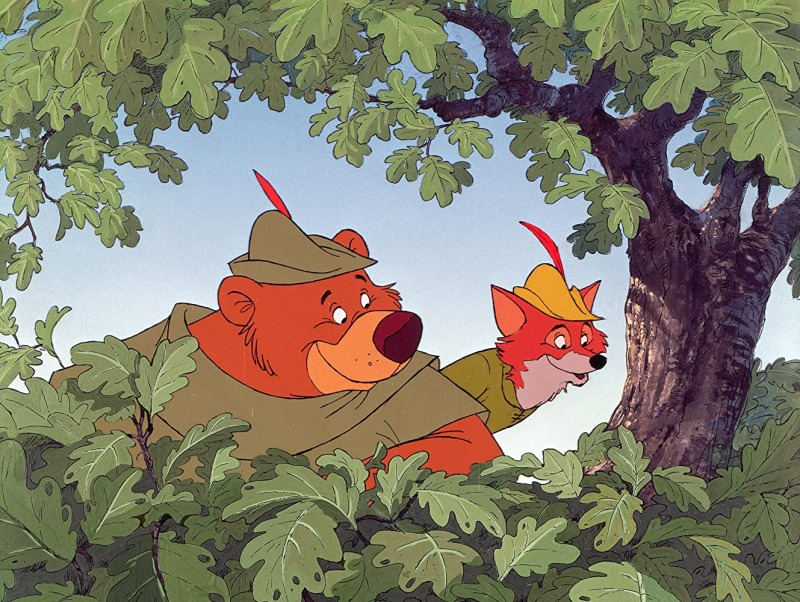 Robin Hood de 1973
