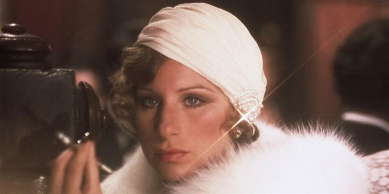 Barbra Streisand em cena do filme