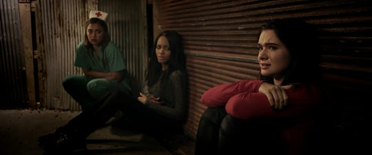 Angela, Bailey e Harper