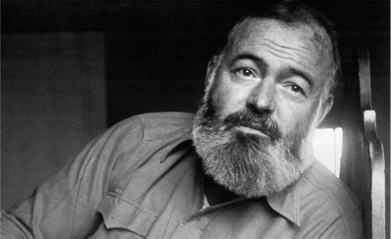 Ernest Hemingway, autor de O Velho e o Mar